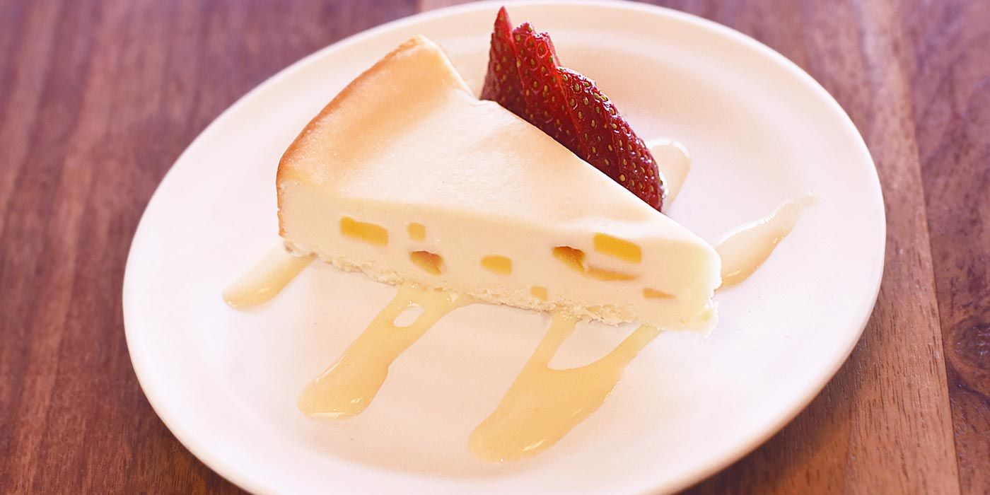 Ginger Cheesecake