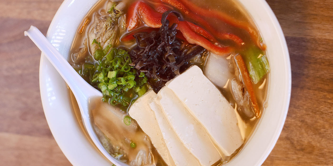 Ramen Bowl with Tofu